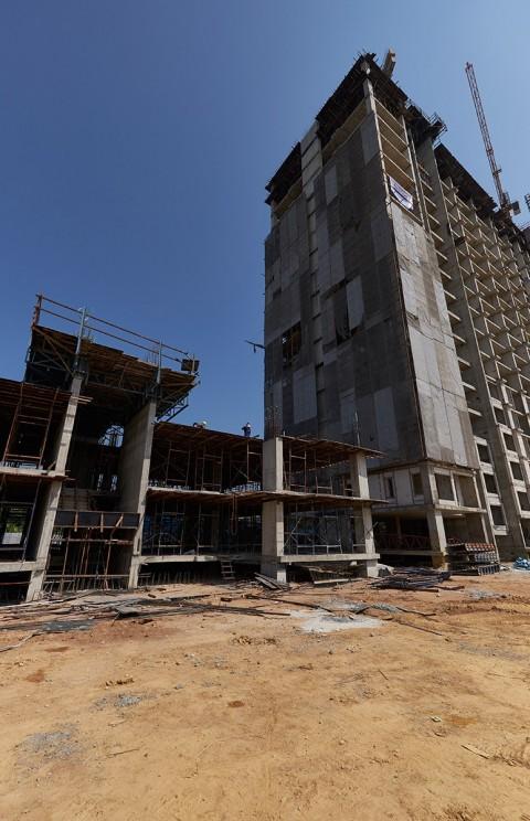 SAVANNA SANDS CONSTRUCTION UPDATE APRIL 8